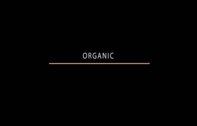 Organic masterclass video