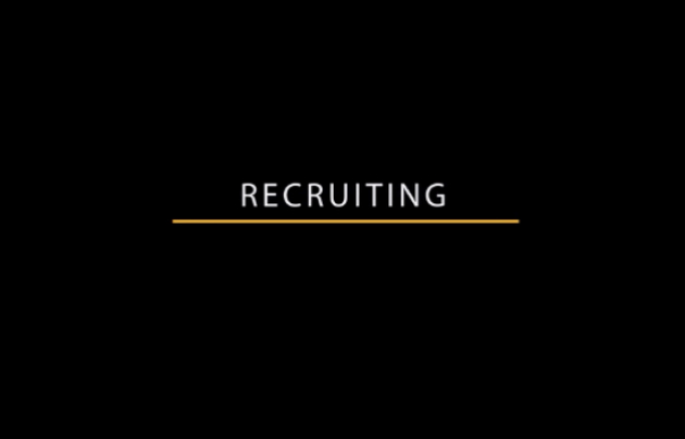 Recruiting Masterclass video